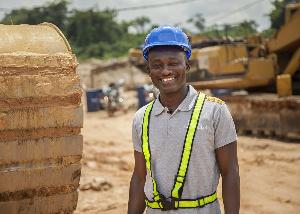 Yaw Britwum Opoku, Gold Programme Manager, Solidaridad