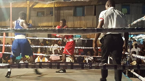 Local Boxing Juvenile