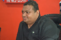 Former Deputy Youth and Sports Minister, Joseph Yamin