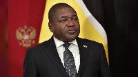 Mozambican President, Filipe Nyusi