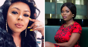 Afia Schwarzenegger has had a long-standing and unresolved beef with Delay