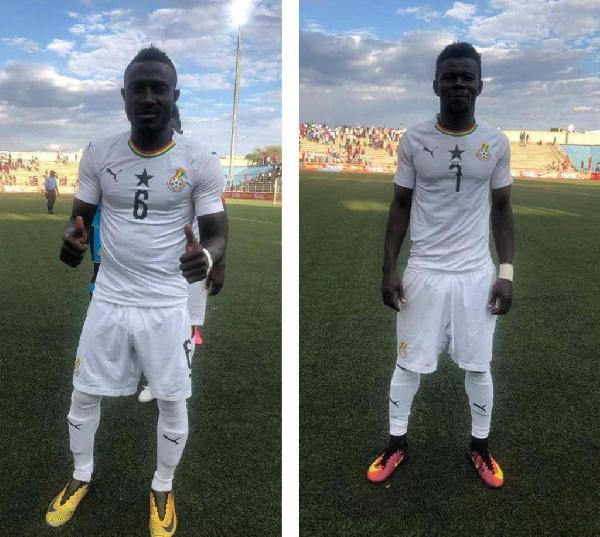 Kwasi Donsu, Ibrahim Yaro return to club after loan spell at Colorado Spring Switchbacks