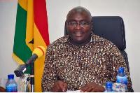 Dr. Mahamudu Bawumia, Vice President
