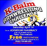 The event would be held at Kofikrom Pharmacy in La, Accra