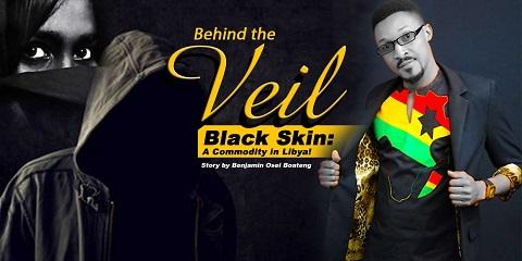 Black skin - A cheap commodity in Libya