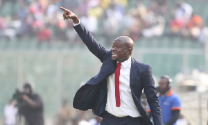 Black Stars coach, C.K Akonnor