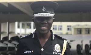 Acting IGP George Akuffo Dampare