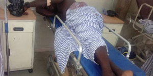 The injured are still receiving treatment at the Winneba Hospital