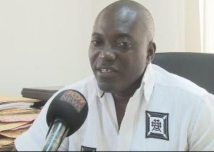NPP Director Of Elections  Adjei Mensah Korsah