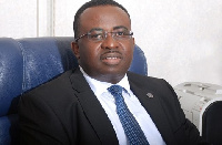 Dr Johnson Asiama, former Deputy Governor of the Bank of Ghana