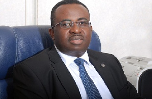 Former Deputy Governor of the Bank of Ghana, Dr. Johnson Asiama