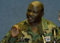 Brigadier General Emmanuel Okyere is the National Security Advisor to the President of Ghana