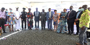 Dignitaries who graced the occasion in a group photo