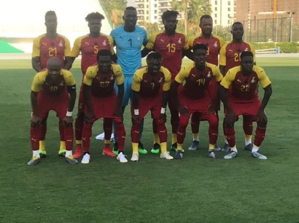 Ghana will not play any friendly game during the FIFA international break