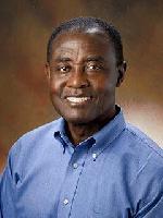 Professor Ohene-Frempong, President of the Sickle Cell Foundation of Ghana