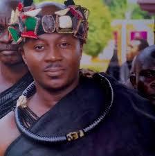 Nana Wiafe Ababio Apau, Paramount Chief of Hemang