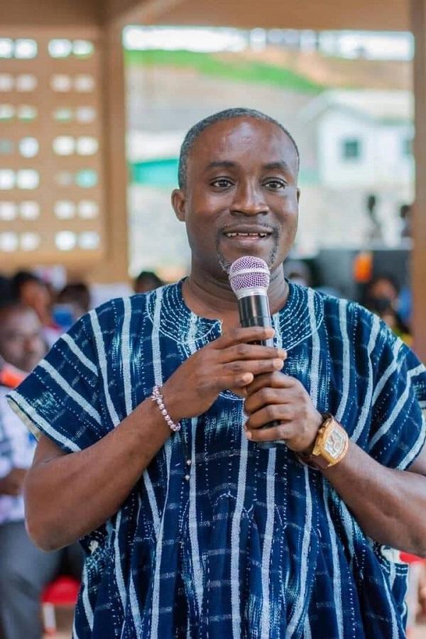 Benjamin Kesse endorsed as Tarkwa-Nsuaem MCE