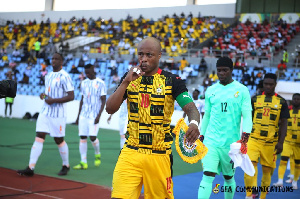 Black Stars Captain, Andre Dede Ayew