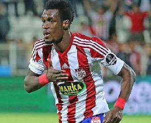Black Stars defender John Boye