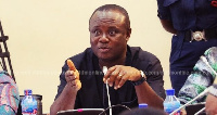 Chairman of Parliament's Appointments Committee, Joseph Osei Owusu