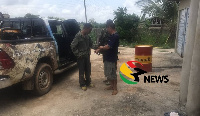 The current two were arrested at Npasetia General within Manso Adubia township