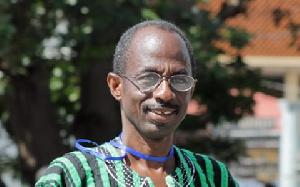 General Secretary of NDC, Johnson Asiedu Nketia