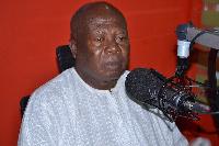 Dr Kwame Amoako Tuffour