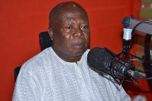 Dr. Kwame Amoako Tuffuor
