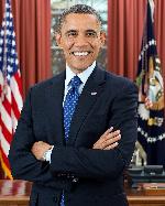 Former President of the United states of America, Barack Obama