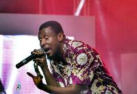 Ghanaian rapper, Jerry Anaba, well known as Okomfour Kwadee