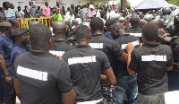 NPP Invisible Forces at an event