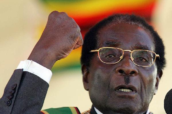 Zimbabwean President Robert Mugabe was toppled three years ago