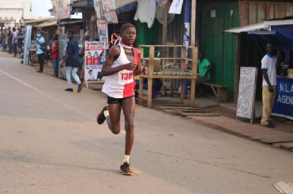 Athlete, Afful Basit