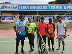 The TOR tennis court will host the final on Sunday