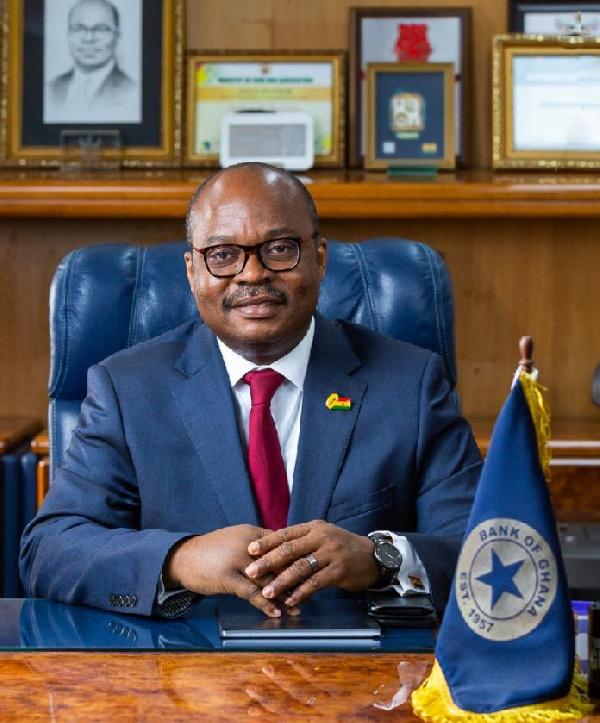 DBG to cause change among other banks - BoG Governor