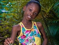 Cherissa, Shatta Wale's daughter