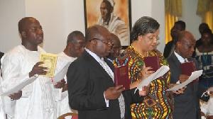 Mahama's ministers