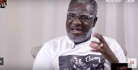Father of the Late Ebony, Nana Opoku Kwarteng