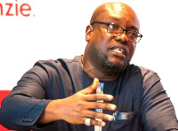 Director of the Centre for Asian Studies at the University of Ghana, Lloyd Amoah