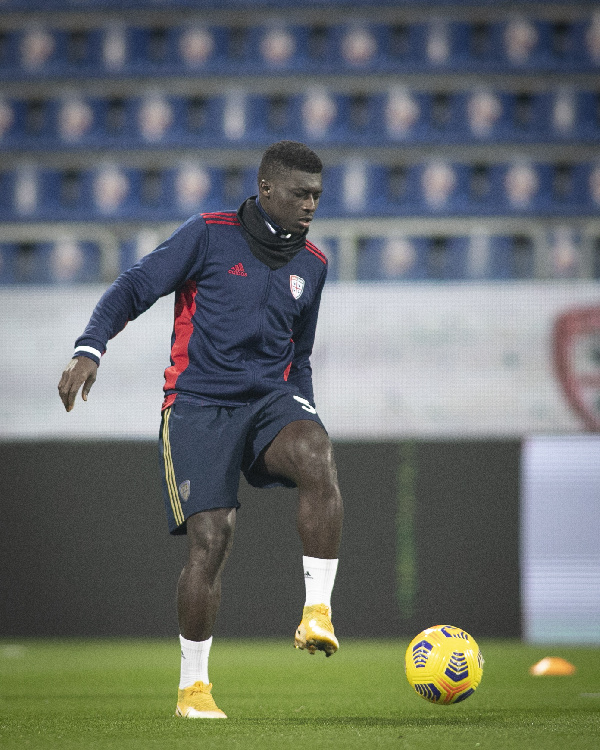 Alfred Duncan eager to 'redeem' himself at Cagliari