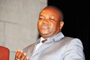 Hassan Ayariga Suit Speech