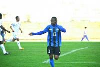Former Asante Kotoko midfielder Michael Helebge