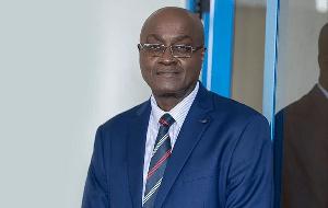 Dr Richmond Atuahene