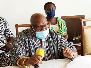 Mr Dan Abodakpi, Chairman of the NDC Volta Regional Council of Elders