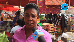 Poor Christmas sales has got Kaneshie Market traders unhappy about festive season