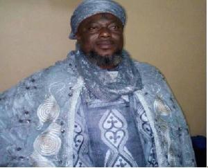 Alhaji Yussif Iddrissu Mandigo, Pantang Abokobi Zongo community Chief