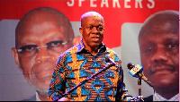 Paa Kwesi Bekoe Amissah-Arthur, former Vice President of Ghana