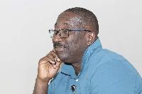 Samuel Atta-Mensah, former CEO of the Coastal Development Authority