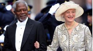 Kofi Annan Nane Wife