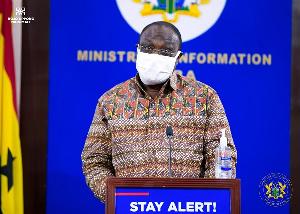 Trade Minister, Alan John Kojo Kyerematen